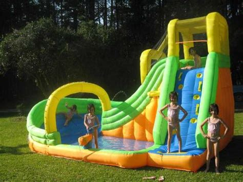 best backyard inflatable water slides the best inflatable water slides