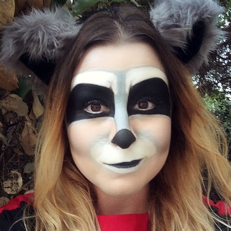 18 raccoon makeup designs trends ideas design trends