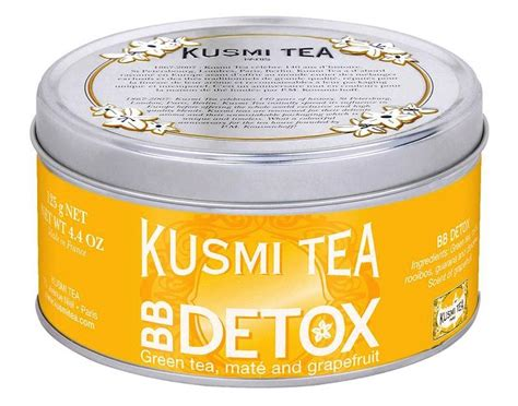 Kusmi Tea Detox Bb by Kusmi Bb Detox Tea Bets