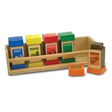 Colorful Spice Rack Doug Deluxe Wooden Spice Rack Set For