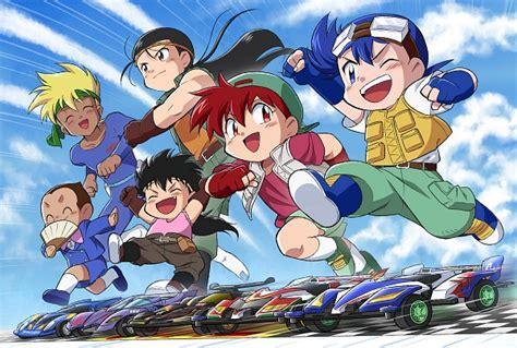 anime lets and go bakusou kyoudai let 180 s go image 1853743 zerochan