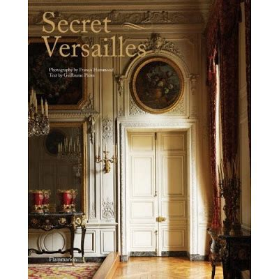 versailles a invitation books reading treasure book news secret versailles a