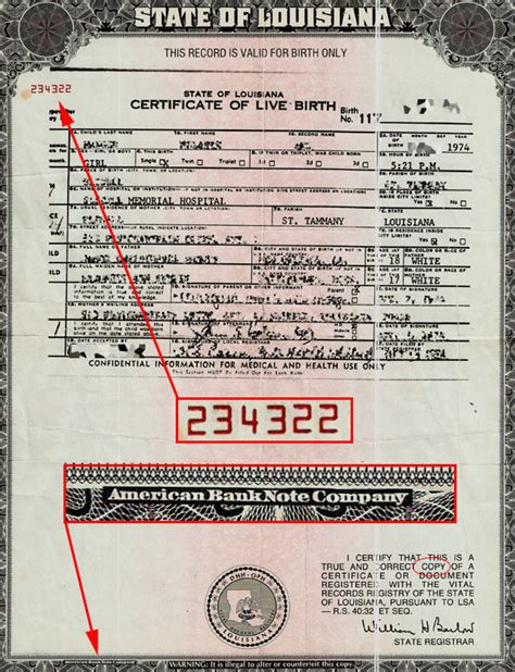 State Of California Birth Records Search Birth Certificates And Bank Notes Reality In Sight