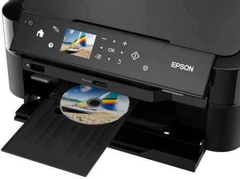 Epson L850 Multifuncional Con Sistema Continuo Cd Dvd Printer Brother Laser Color A3 L