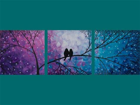 cheap 5 piece set red lovers tree loving landscape canvas pinterest the world s catalog of ideas