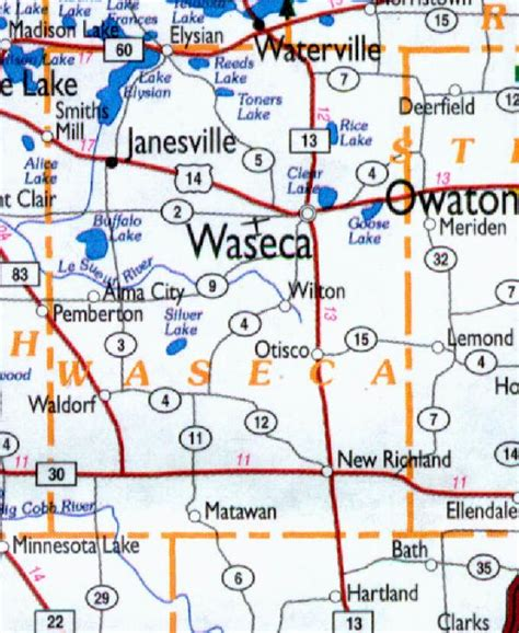 Waseca County Property Records Waseca Images