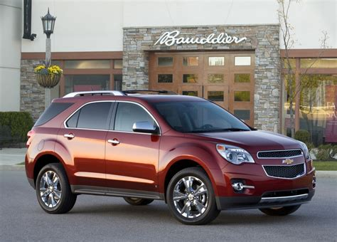 Mpg Chevy Equinox by 2010 Chevrolet Equinox Reaches 32 Mpg Autoevolution