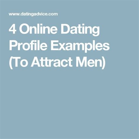 9 Tips On Decoding Dating Profiles by 16 Best Dating Profile Exles For Images On
