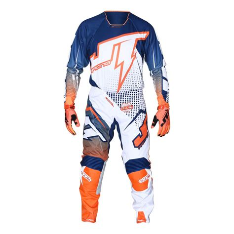 jt racing motocross gear jt racing 2016 hyperlite voltage motocross gear blue