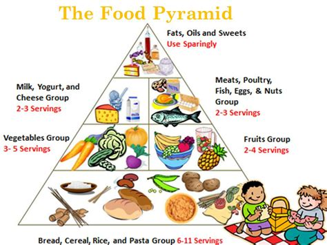 food pyramid food fuel for my body ppt video online download