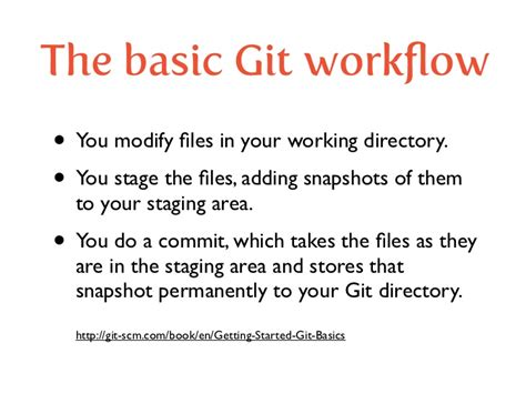 basic git workflow basic git workflow best free home design idea