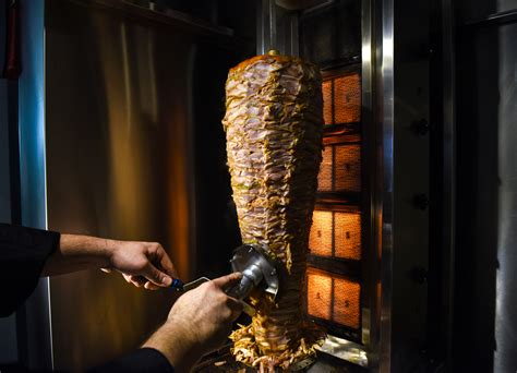 Kebab Fullmeat Original phosphate additives in kebab commission