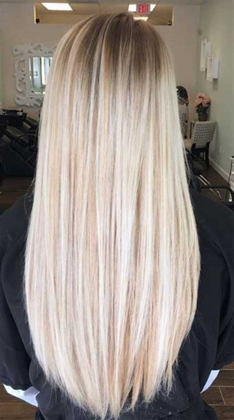 blonde hairstyles back 40 new blonde hair color 2016 long hairstyles 2016 2017