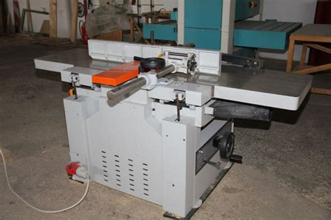Used Combined Thickness Planer Amp Surface Planer For Sale