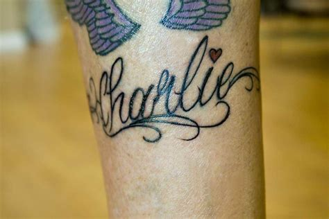 charlie tattoo inking hour 23