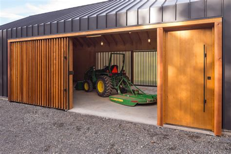 Building A Tractor Shed by Elk Valley Tractor Shed Modern Garage And Shed
