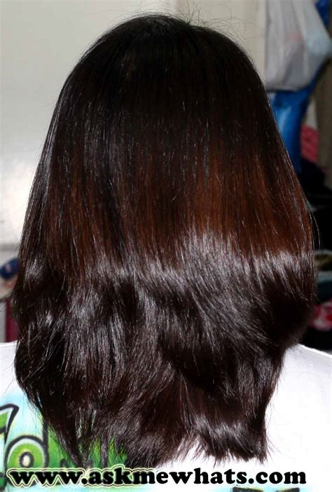 Photos Hairstyle With Vshape And Stepcut | u shape exactly pinterest haircuts and hair style