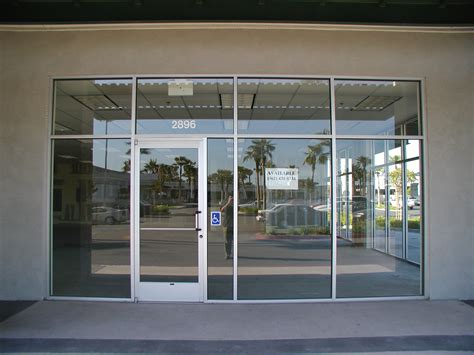 Store Fronts   Harbor All Glass & Mirror, Inc.