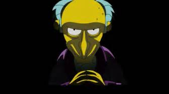 Is Livingroom One Word by 7 Most Evil Mr Burns Moments On The Simpsons