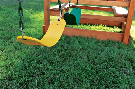baby sling swing rainbow play systems gallery troy custom swing sets