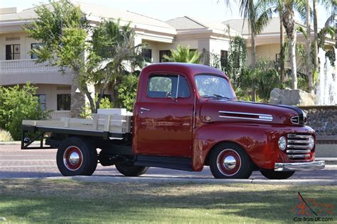 truck bed cers for sale 1948 ford f1 stakebed pickup truck streetrod