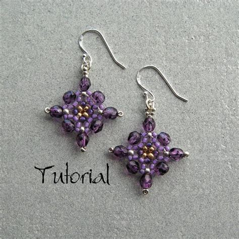 free beaded earring patterns bead patterns for earrings 171 free patterns