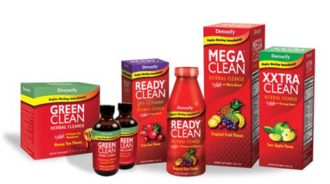 Detox Drinks For Testing by Mega Clean Detox Drink Review In My Pocket