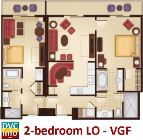 Disney Grand Floridian Villas Floor Plan - the villas at disney s grand floridian resort spa dvcinfo