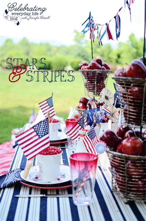 4th of july backyard party ideas let s celebrate a 4th of july backyard celebration celebrating everyday life with