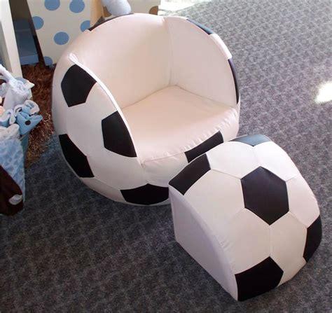 soccer chair and ottoman soccer chair and ottoman purple pumpkin gifts