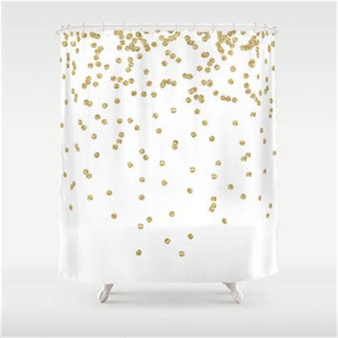 gold dot shower curtain shop gold dot shower curtain on wanelo