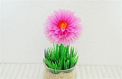 membuat kerajinan bunga dari sedotan kerajinan tangan dari sedotan plastik myideasbedroom com
