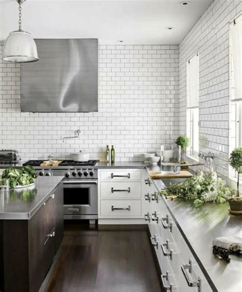 Kitchen With No Top Cabinets by Kitchen Trend No Cabinets Emily A Clark