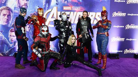 disneys avengers endgame smashes box office records