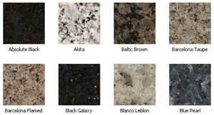 granite countertop choices countertop installation granite countertops sears home