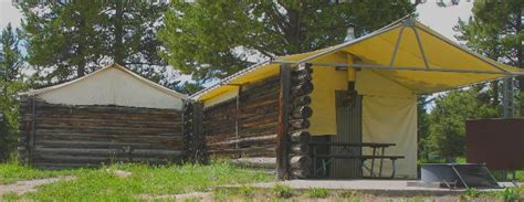 Colter Bay Tent Cabins by Rental Quot Tent Cabins Quot At Colter Bay In Grand Teton