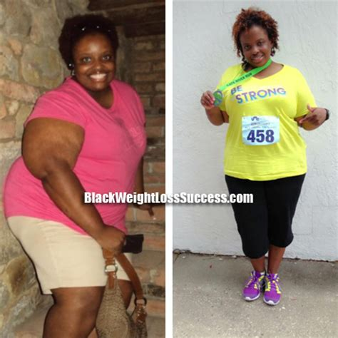 to 5k before and after teresa lost 50 pounds black weight loss success