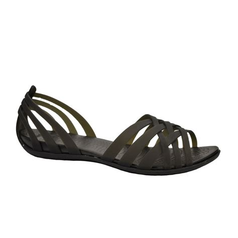 Sandal Croc croc flat sandals walking sandals