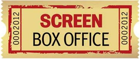 Box Office Daily by International Box Office News Screendaily