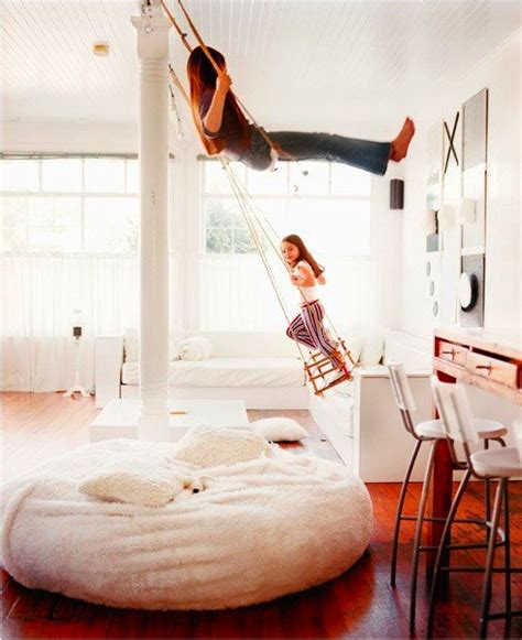 swings in bedrooms swing away design dazzle
