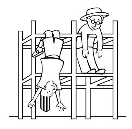 monkey bar coloring page monkey bars toys playground monkey bars png html