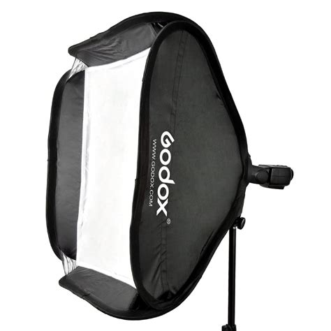 Diffuser Softbox godox softbox 40 40 cm 15 15 diffuser reflector for speedlite flash light professional photo