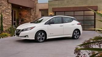 Nissan Leaf Maintenance Cost Tesla Model 3 Vs 2018 Nissan Leaf A Side By Side Comparison