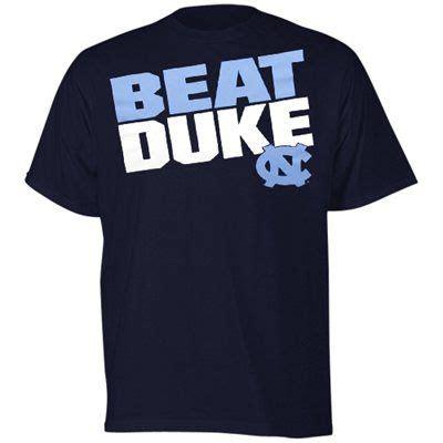 Duke Pride Blue Shirt carolina tar heels unc beat duke slogan t shirt