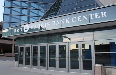 harris bank chicago bmo harris bank center naming rights extended arena digest