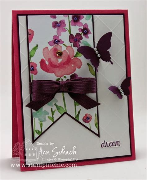 Handmade Paper Card - 17 best images about cards patterned paper takes center