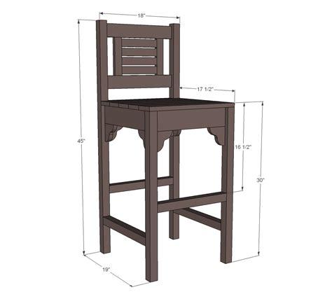 vintage bar stools woodworking plans woodshop plans