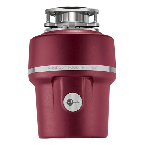sink disposal home depot insinkerator evolution select plus 3 4 hp continuous feed