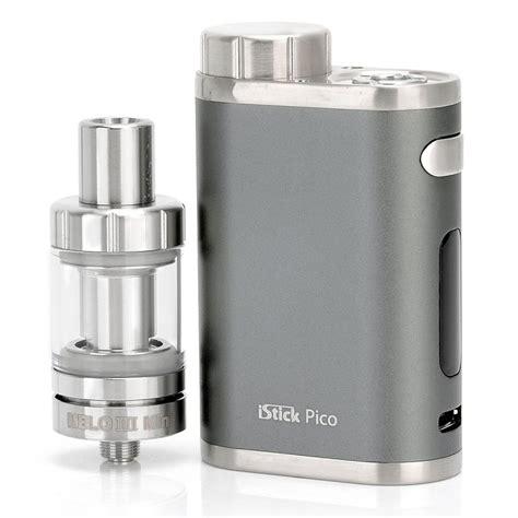 Eleaf Istick Pico Kit 75 W authentic eleaf istick pico kit grey 75w tc vw mod melo