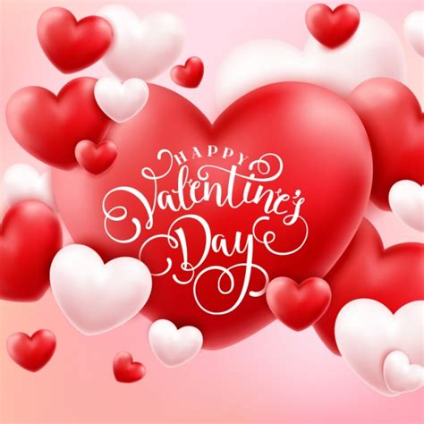 valentine s valentine s background design vector free download